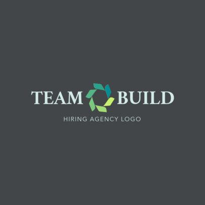 Hiring Agency Logo Maker 1445d