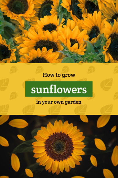 Gardening Tips Pinterest Post Maker 624a