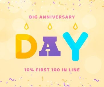 Facebook Post Template for an Anniversary Day d640