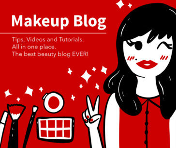 Makeup Blog Post Template for Facebook 653b