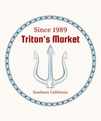 T Shirt Maker for Fish Markets 481c