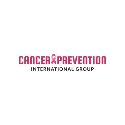 Prevent Cancer Foundation Logo Maker 1455d