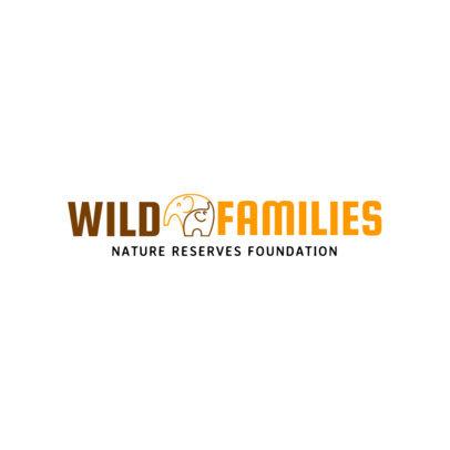 Nature Reserves Foundation Logo Template 1455e