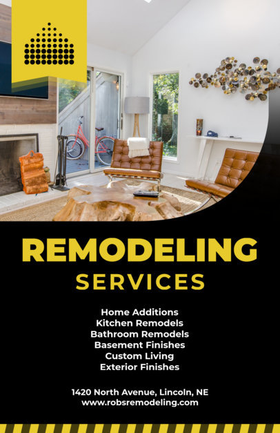 Home Remodeling Companies Flyer Maker  714