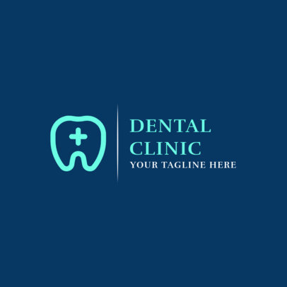 Logo Generator for a Dental Clinic 1485b
