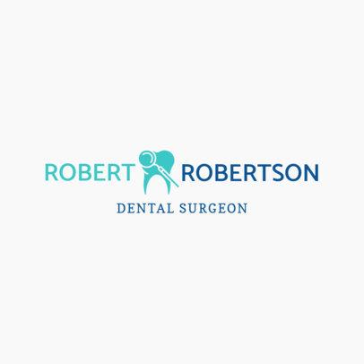 Logo Template for Dental Surgeon 1487c