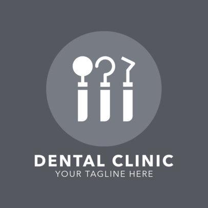 Logo Maker for a Dental Clinic 1489c