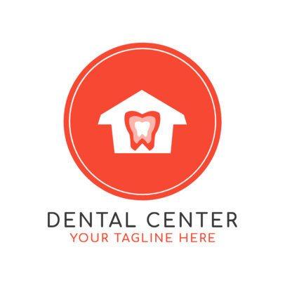 Dental Center Logo Maker 1489d