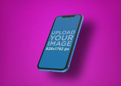 iPhone XR Render Mockup 23129