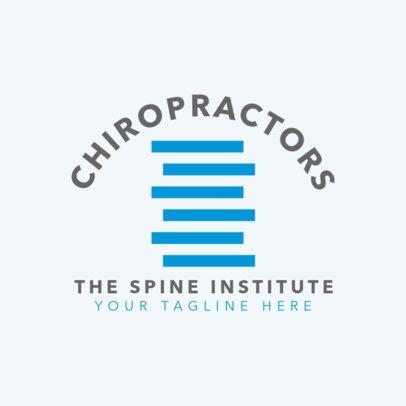 Chiropractic Care Center Logo Creator 1491d