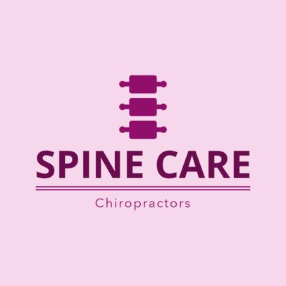Spine Doctor Logo Maker 1494c