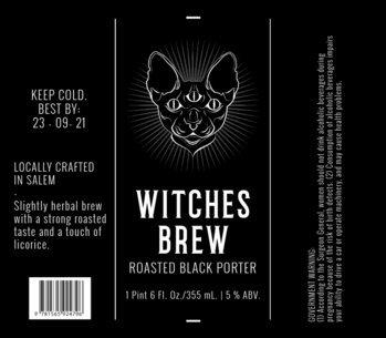 Beer Label Maker with Dark Graphics 770