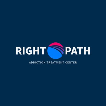 Online Logo Maker to Design Rehab Logos 1552a