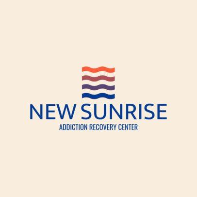 Rehab Recovery Center Logo Maker 1508b