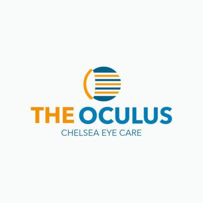 Ophthalmology Center Logo Maker  1514