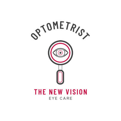 Logo Generator for Optometry Specialists 1515