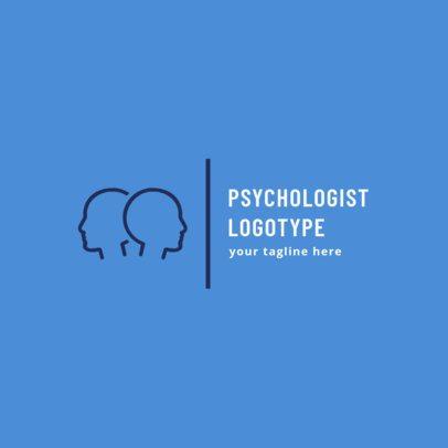 Psychologist Logo Design Generator 1523