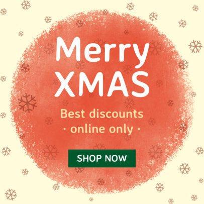 Christmas Sale Ad Generator 774