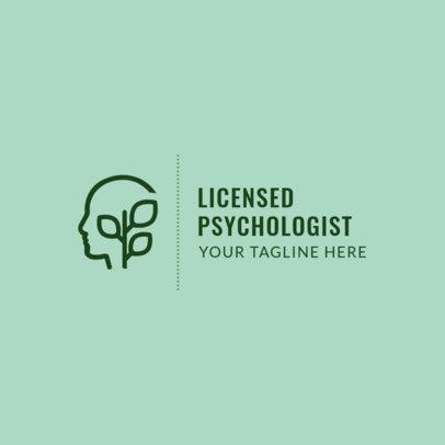Therapist Logo Creator 1523e