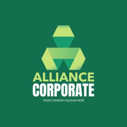 Corporate Logo Design Generator 1521b