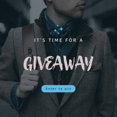 Online Banner Generator for a Special Giveaway 754d