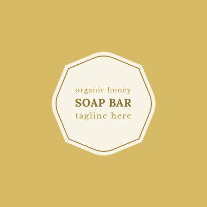 Handmade Soap Brand Logo Maker 1159d