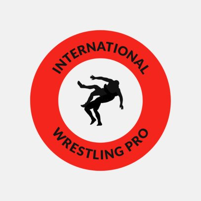 Wrestling Logo Maker 1537