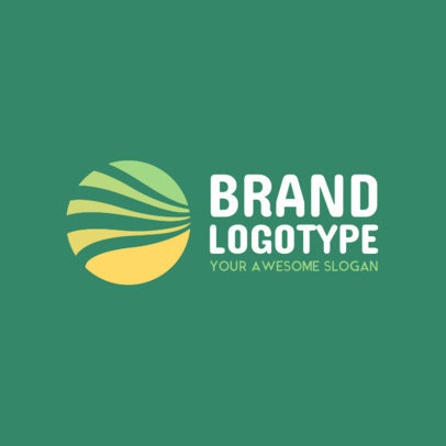 Corporate Brand Logo Design Maker 1518b