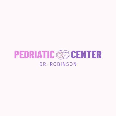 Children's Medical Center Logo Maker 1534a