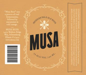 Pale Ale Beer Label Maker 766b