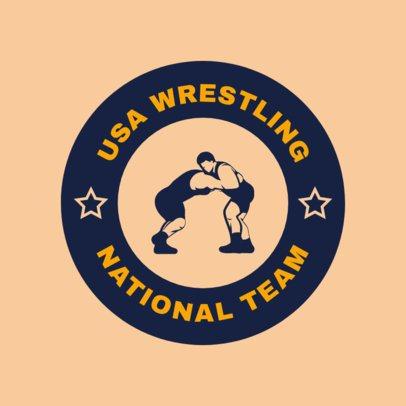 Professional Wrestler Logo Creator 1537a