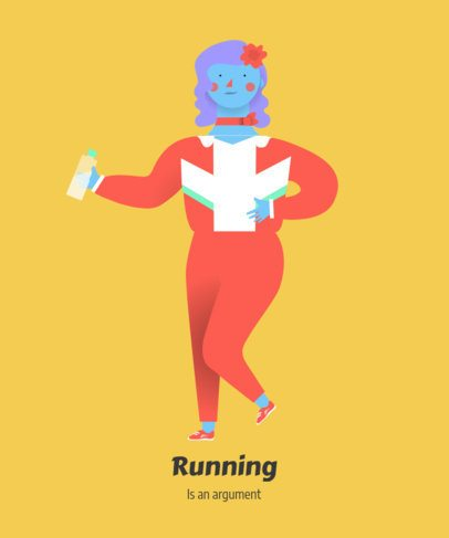 Running Avatar Design Maker 43c