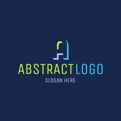 Online Logo Maker to Design Abstract Logos 1527d