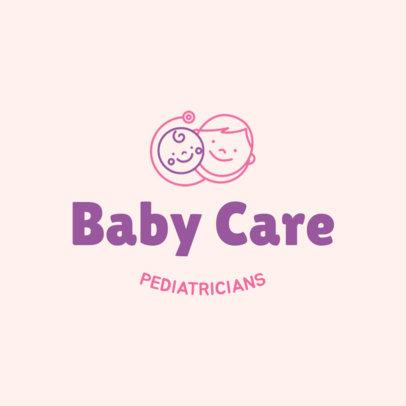 Pediatrician Logo Generator 1535