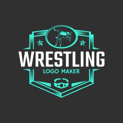 Wrestling Logo Creator 1539