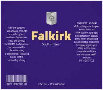 Scottish Beer Label Maker 772e