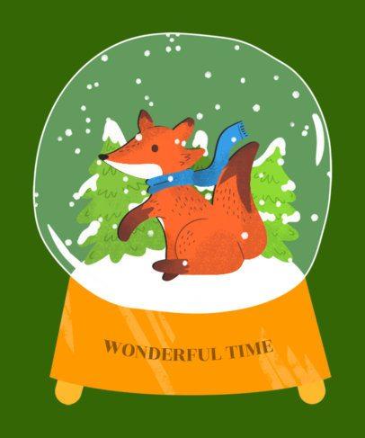 Christmas T-Shirt Design Creator 833e