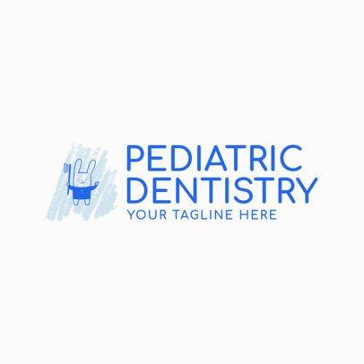 Pediatric Dentistry Logo Maker 1536b