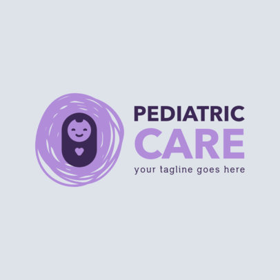 Pediatric Logo Template 1536e