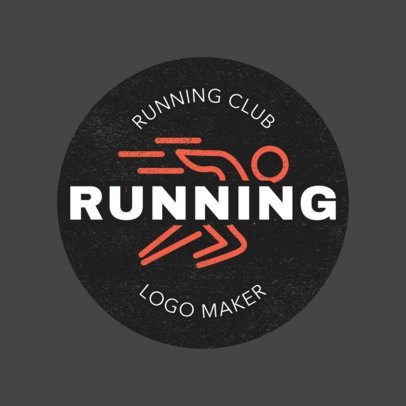 Online Logo Generator for Running Clubs 1545
