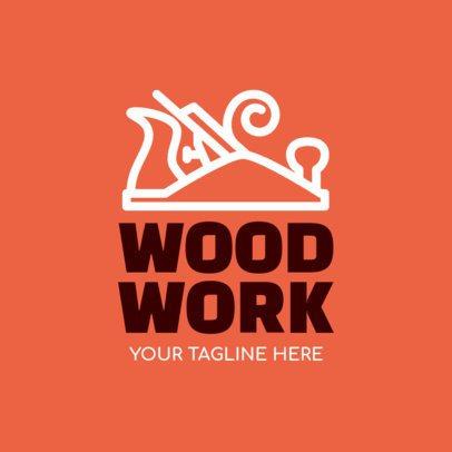 Carpenter Logo Maker for Wood Work Professionals 1551b