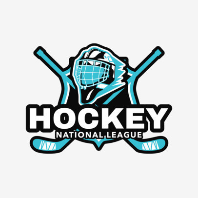 Ice Hockey Logo Generator 1559