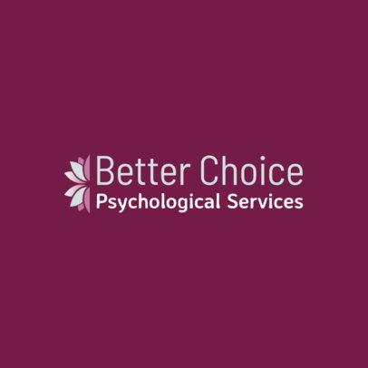 Psychological Services Logo Maker 1526b