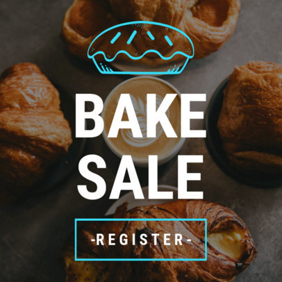 Banner Maker to Advertise Bake Sales 370d