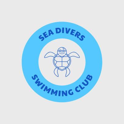 Swim Team Logo Maker 1577