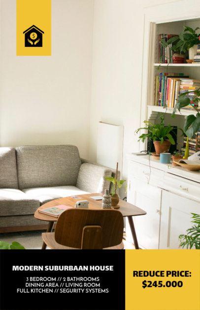 Online Flyer Maker for an Open House 206c