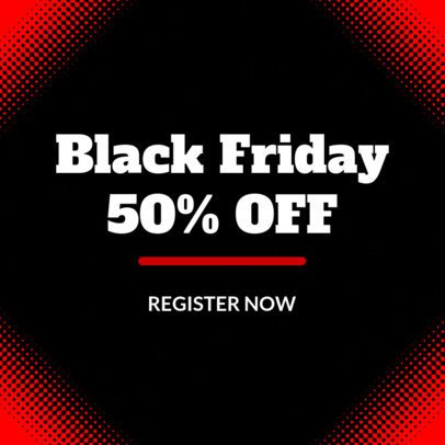 Ad Generator for Black Friday Discounts 757a