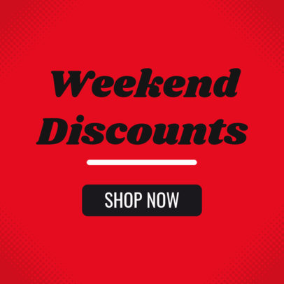 Ad Generator for Weekend Sales 757e
