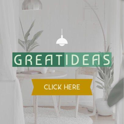 Banner Maker for Furniture Advertisement 270b