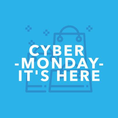 Cyber Monday Banner Generator 744e